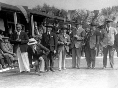 bowls open ceremony 1931