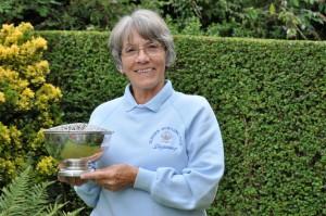 winner - Liz Curtis of Vardre B C